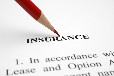 image of insurance policy to review